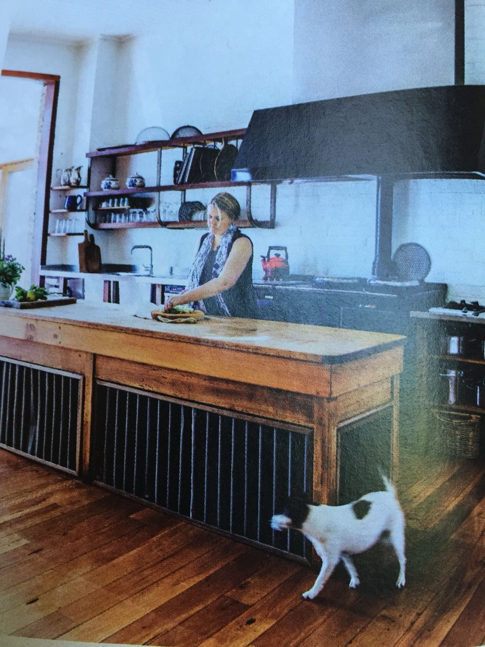 Rustic recycled kitchen | jack russell | Pinterest | Kitchens