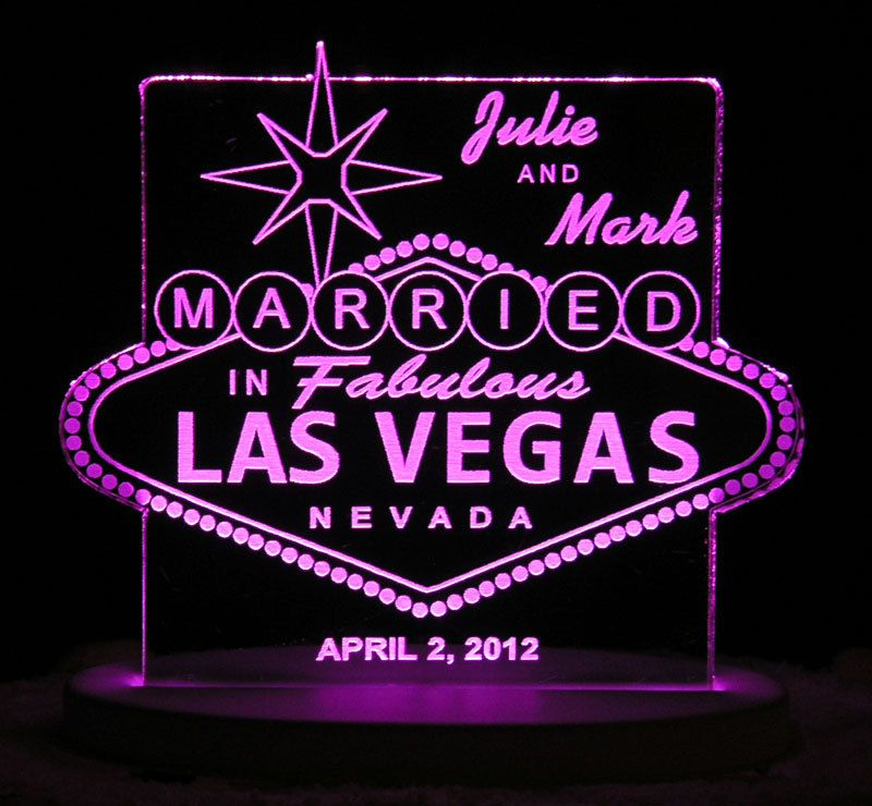 Find This Pin And More On Wedding Cake Ideas Personalized Topper Las Vegas