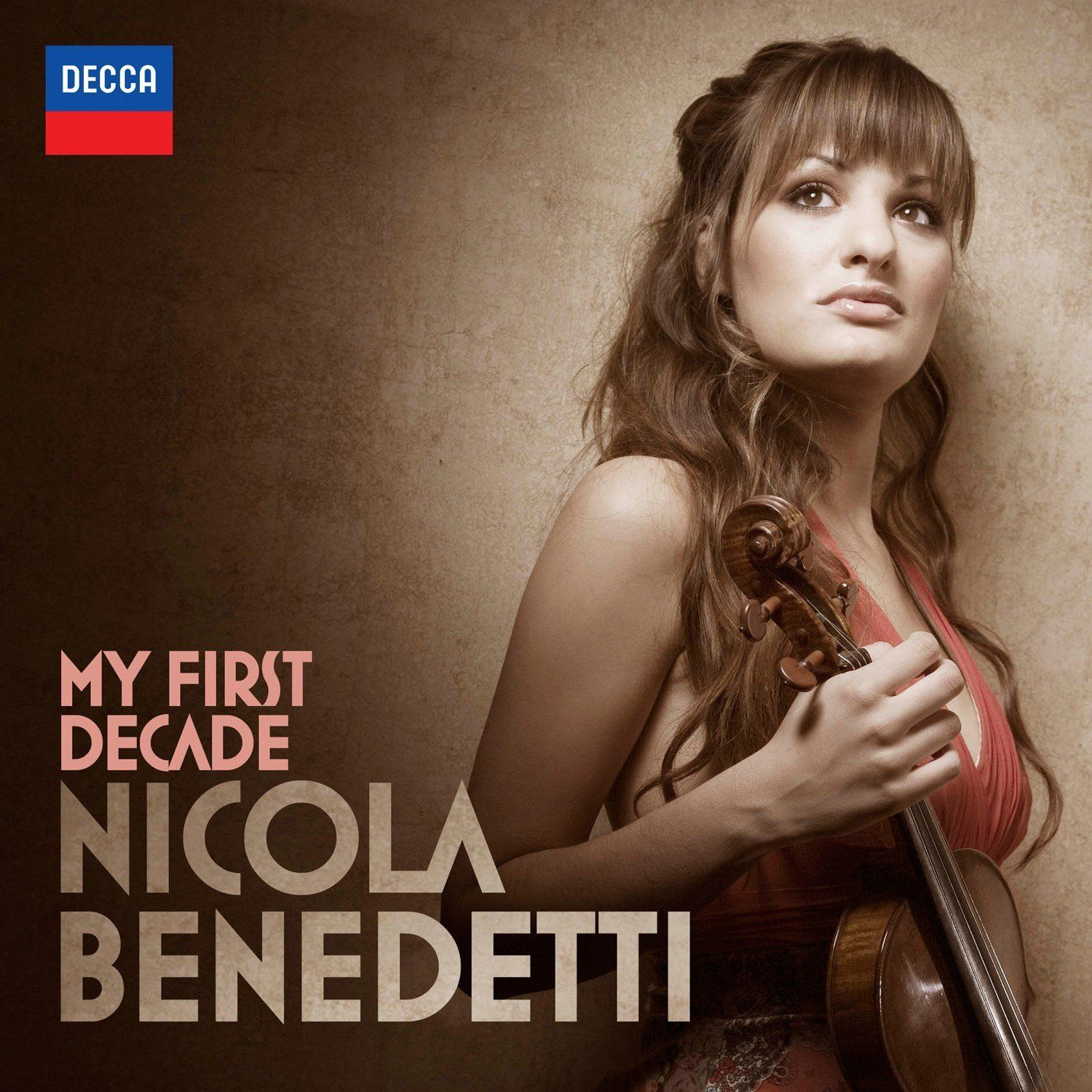 Amazon First Company: My First Decade By Nicola Benedetti: Amazon.co.uk: Music