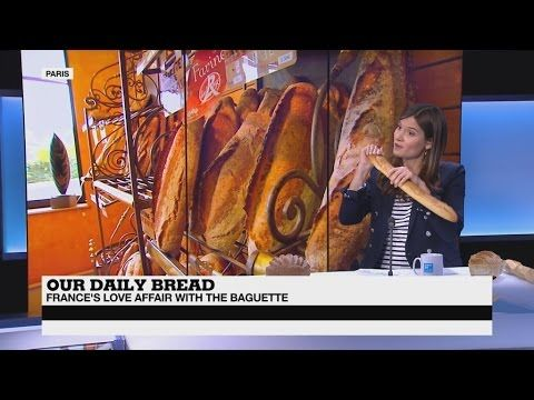 "France's baguette obsession: The rules of ""baguetiquette"" - France 24"