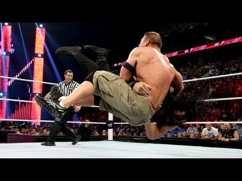 WWE Roman Reigns Spear Tribute | ROMAN REIGNS RADIO AND ...