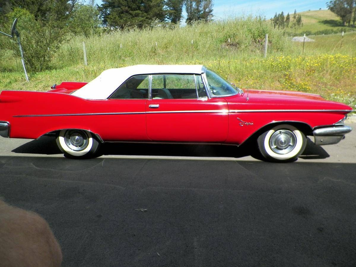 1960 Chrysler Crown Imperial For Sale 2287914 Hemmings Motor