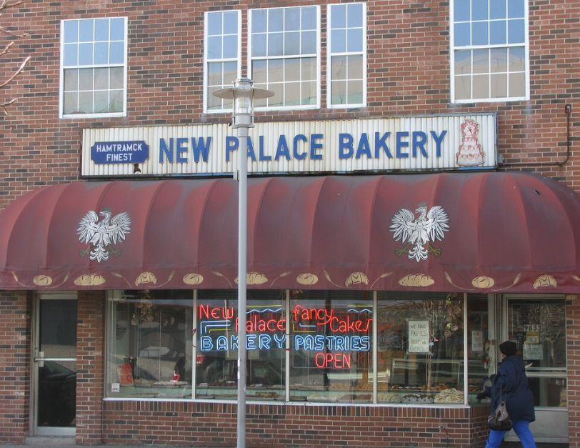 New Palace Bakery Hamtramck Mi New Palace Detroit Michigan