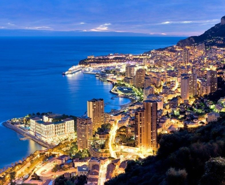 Experience the Luxury of Vacationing in Monaco With La Costa Properties | Landscapes Paisagens ...