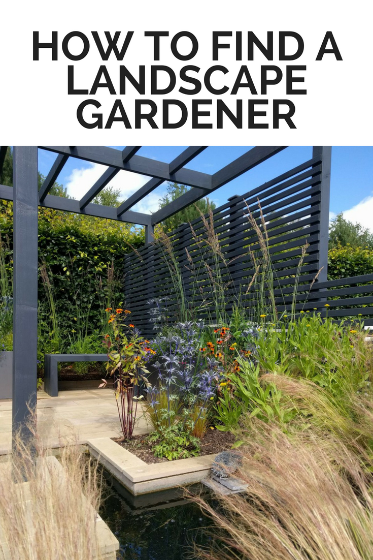 How Do I Find A Reliable Contractor When You Are Trying To Find A Landscape Gardener For An Individual Project The Internet Is A Landscape Good Company Lawn