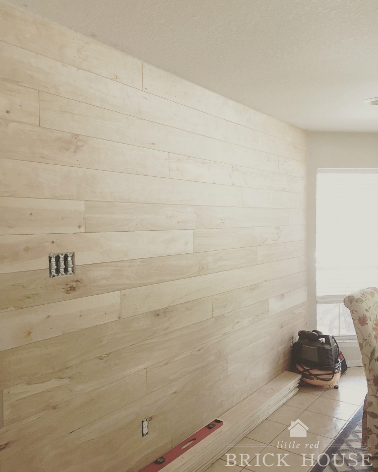 Shiplap Walls The Cheap Amp Easy Way New House Diy Ship