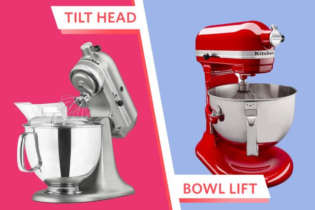 What\'s the Difference Between All the KitchenAid Stand Mixer ...
