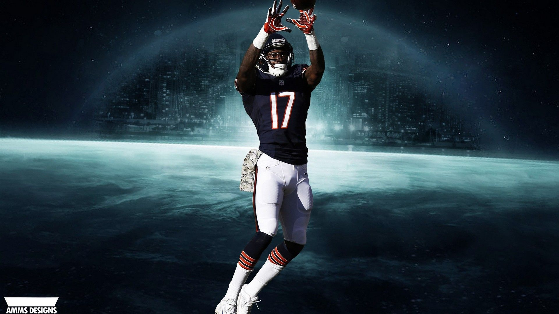 Chicago Sports Wallpaper Iphone 6: Chicago Bears NFL Wallpaper HD