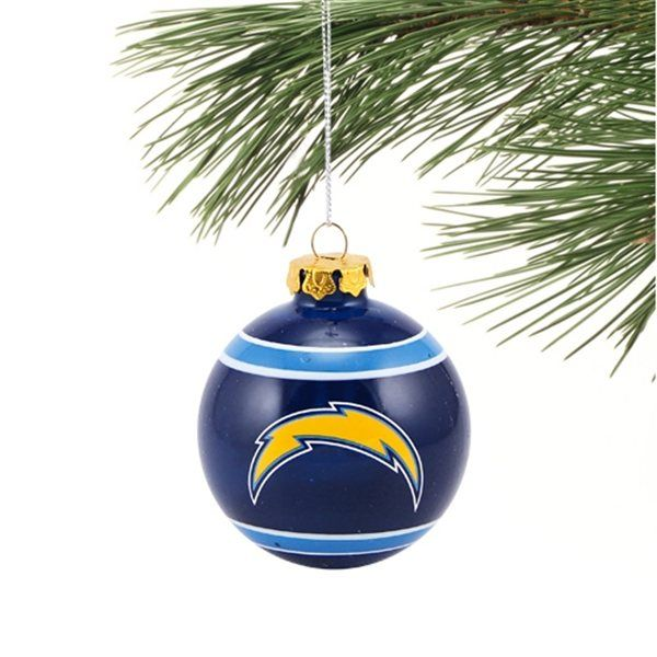 San Diego Chargers Christmas Ornament | San Diego Chargers Fashion ...