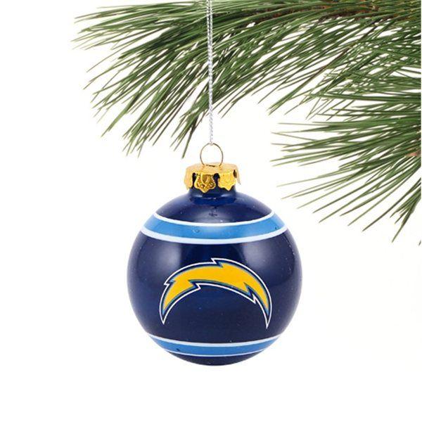 San Diego Chargers Christmas Ornament - San Diego Chargers Christmas Ornament San Diego Chargers Fashion