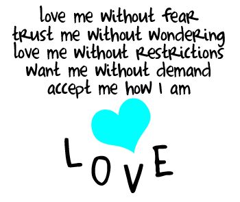 Love ME !!