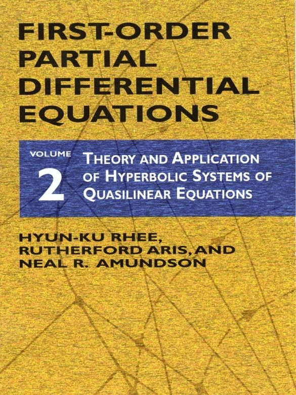 First-Order Partial Differential Equations, Vol  2