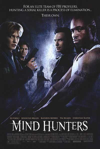 Cacadores De Mentes Mind Hunters Filmes Cacadores Poster