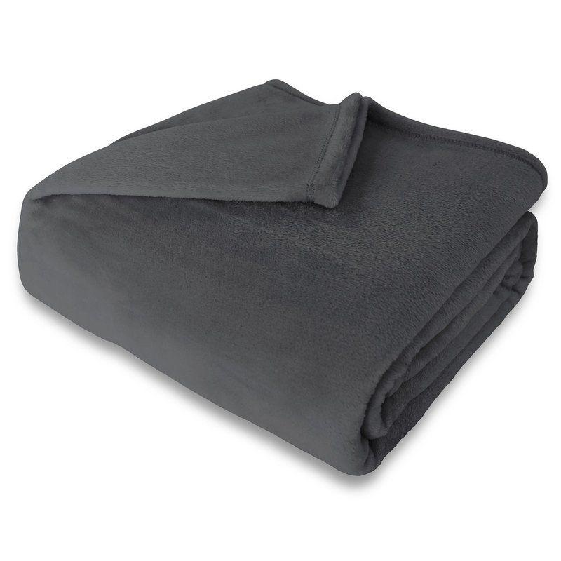 Widcombe Extra Plush Blanket Plush Blanket Oversized Throw Blanket Polyester Blankets