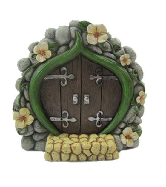 Fairy Garden Castle Door