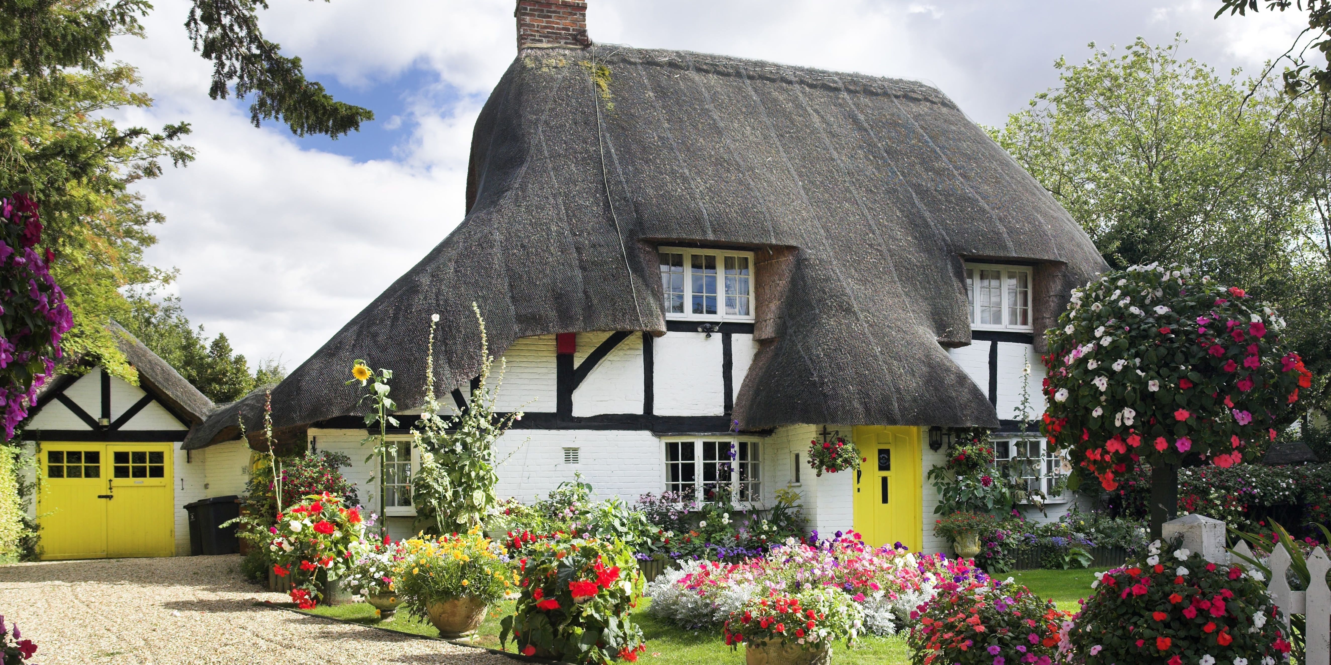mothers countryside cottage - HD5294×2647