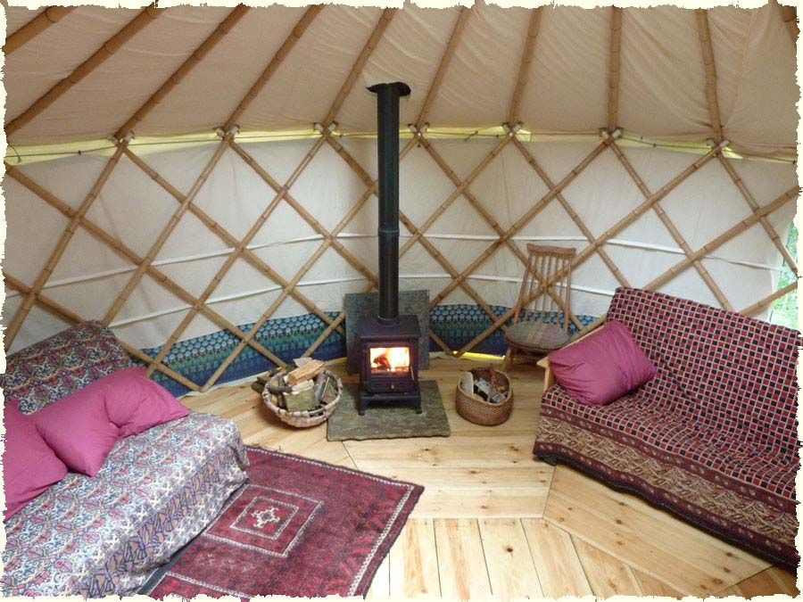 Wild In Style Yurt Ambleside Cumbria England Cool Tents Glamping Holidays Luxury Yurt