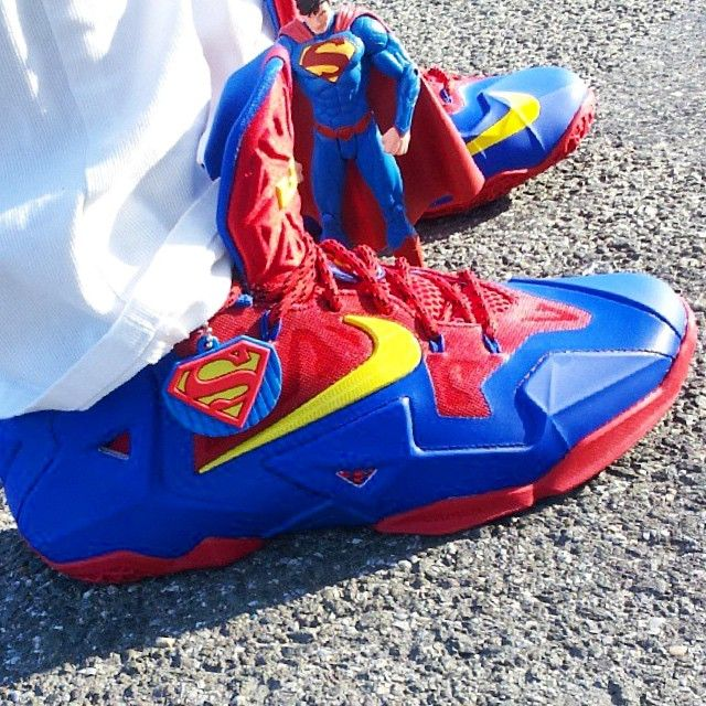 lebron batman shoes