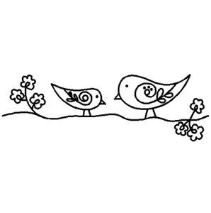 vogel v gelchen m schn rkel quiltschablone keep calm and draw pinterest. Black Bedroom Furniture Sets. Home Design Ideas