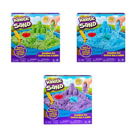 Kinetic Sandcastle Set - Assorted | Kinetic sand. Friends in love. Play equipment