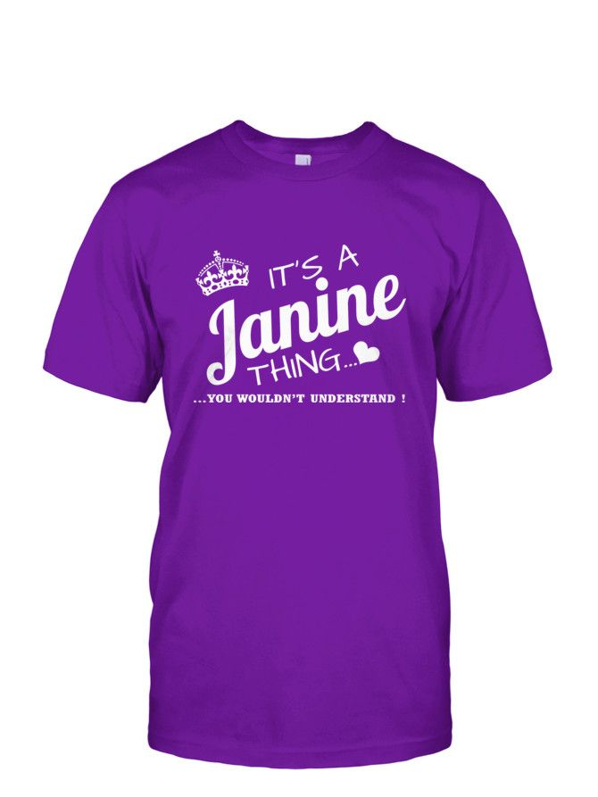 JANINE LIMITED EDITION