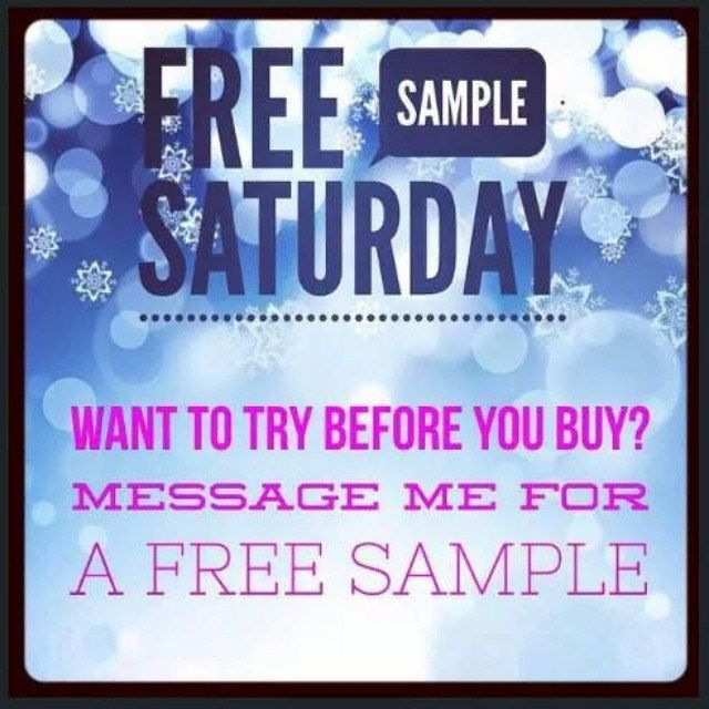 message me your address if your like a free sample and Iu0027ll drop - free mail sample