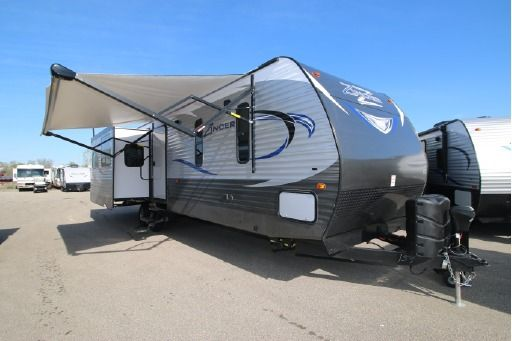 Check Out This 2018 Crossroads Zinger 34rs Listing In Deforest Wi