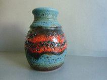 Bay Keramik - Fat Lava - 60er Jahre