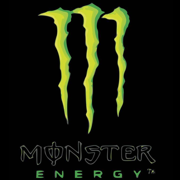 Color Monster Energy Logo Energy Logo Monster Energy Energy Logo Design