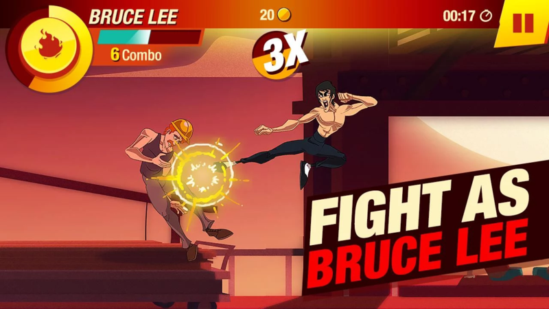 Pin by SeKaiNoost Mod Apk on apk Bruce lee, Games, Fight