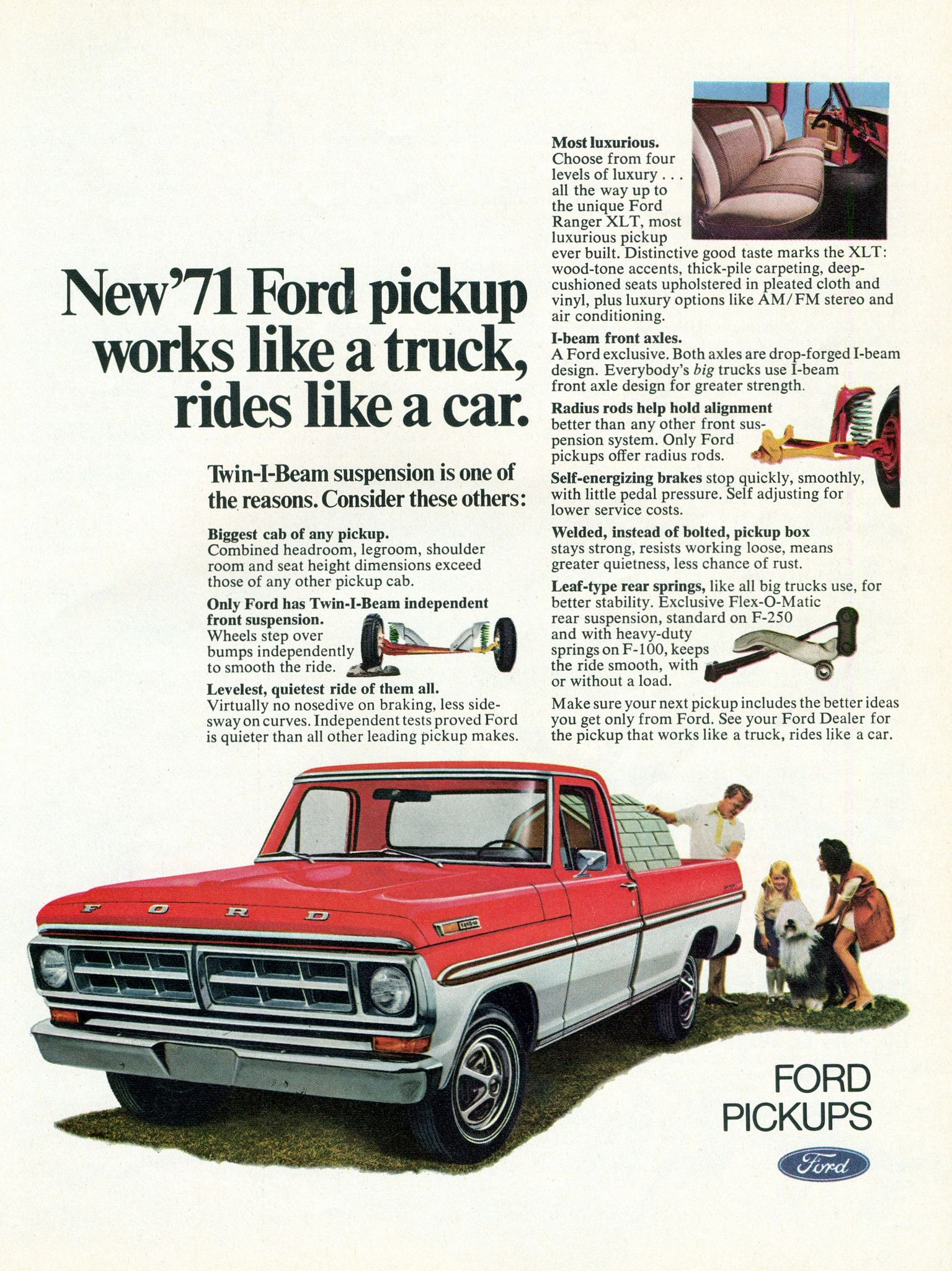 ford ranger f100 history