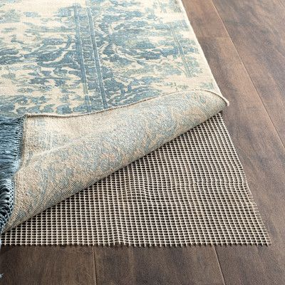 Symple Stuff Indoor Outdoor Non Slip Rug Pad 0 13 Rugs Rug Size Contemporary Rugs