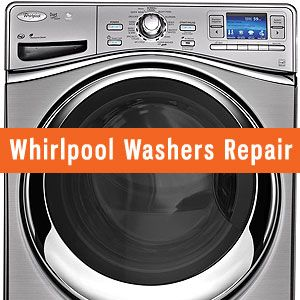 Whirlpool Washers Appliances Repair and Service. Tel: (800) 530-7906