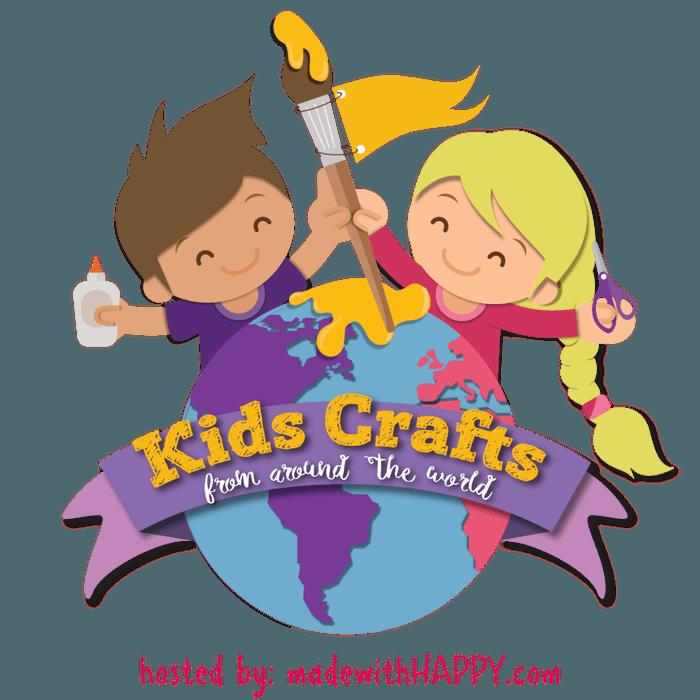 Kids Crafts From Around The World Week 1 Kids Around The World Paper Crafts For Kids Easy Crafts For Kids