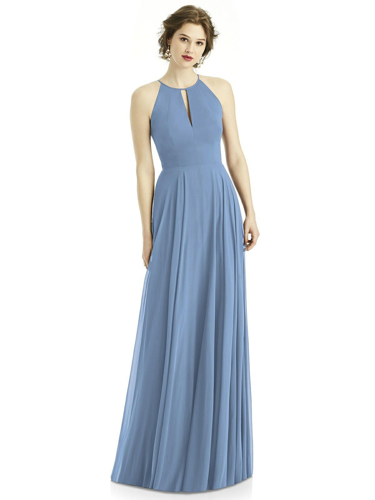 After Six Bridesmaid style 1502 | Chiffon bridesmaid dresses
