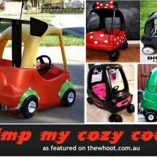 Pimp your Cozy Coupe