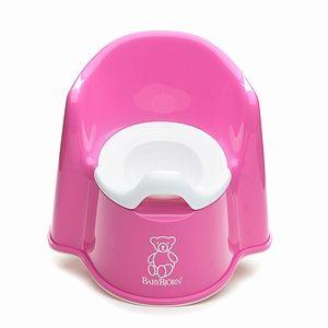 Babybjorn Potty Chair Pink Potty Chair Baby Bjorn Potty