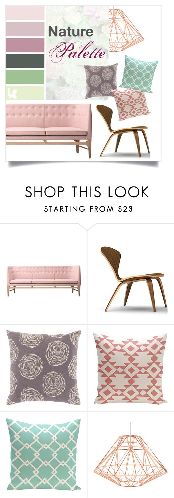 """""""Nature Palette"""" by smartfurniture on Polyvore"""