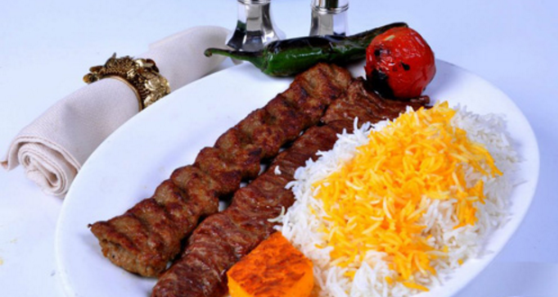 Chelo Kabab With Butter Rice Kebab Recipes National Dish Food