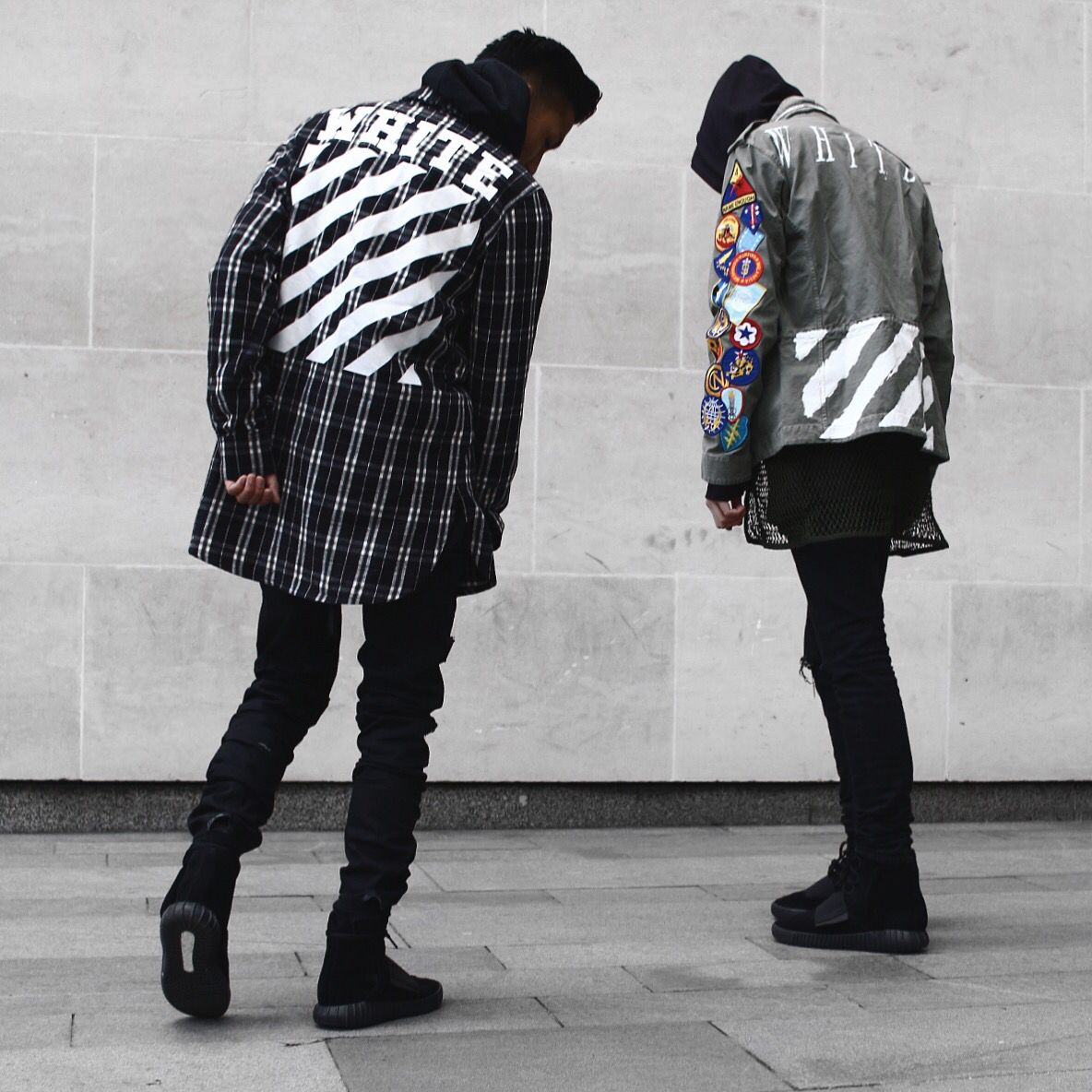 off white boys  see more like this follow filetlondon
