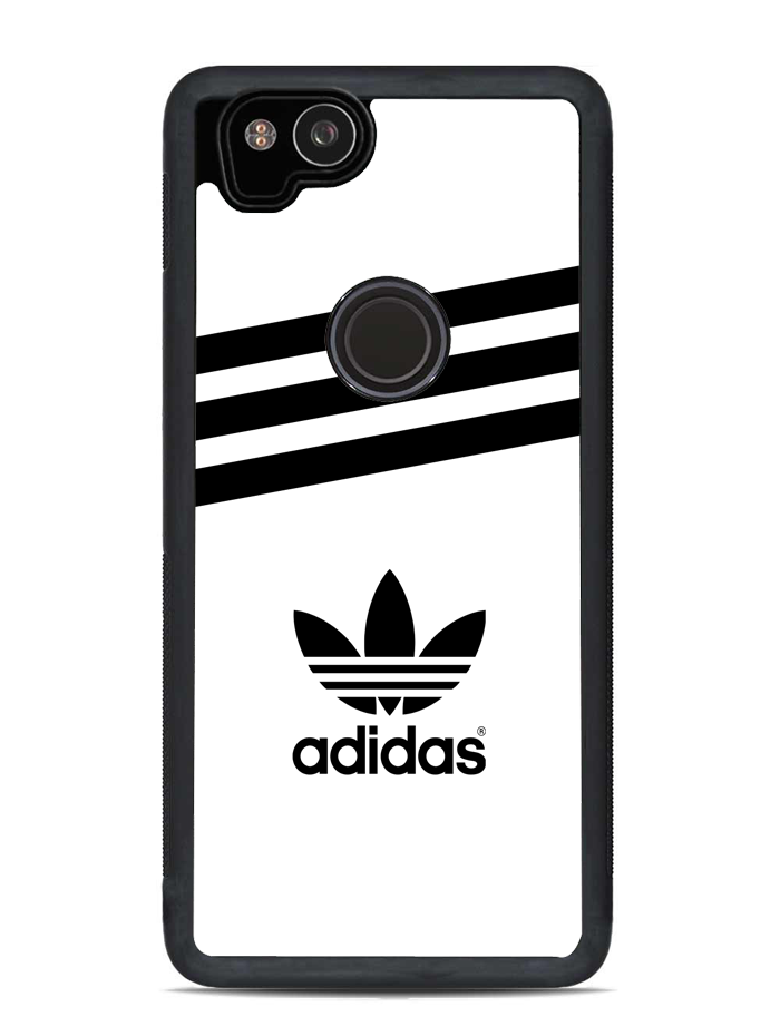 the best attitude 24b2c 36d7f Adidas White Background Google Pixel 2 Case | Republicase | Birthday ...