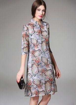 Dresses Online Shop, Women's Fashion Dresses for Sale. Floral SleeveFashion  ...