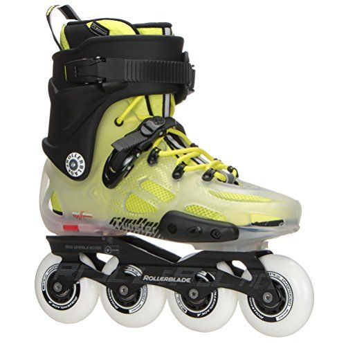 Rollerblade Twister X Skates Yellow 29 To View Further For This Item Visit The Image Link This Is An Amazon Inline Skating Rollerblade Rollerblade Twister