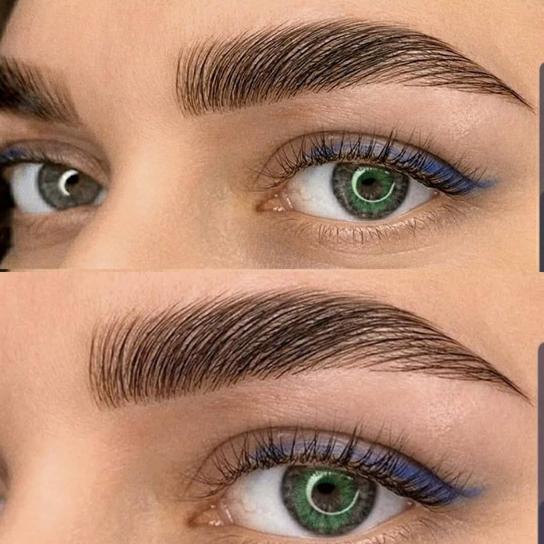 Tattoo Cover Up Are Not These Laminated Brows Bomb Lmk What
