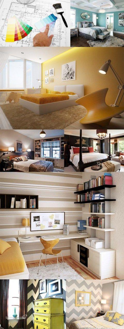 Como decorar gastando pouco 10 dicas pra deixar seu velho quarto novinho em folha  Bramare por Bia Lombardi