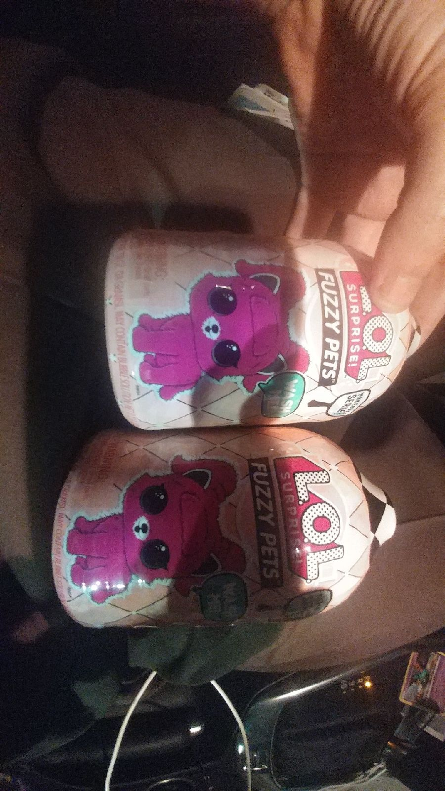 Two Brand New Sealed Packs Of Lol Surprise Fuzzy Pets Dolls Makeover Series Great For Little Kids And Unboxing Videos On Youtube With Images Unboxing Videos Playset Dolls
