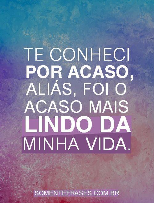 Lindas Frases De Amor Mensagens Posts Pinterest Frases Love