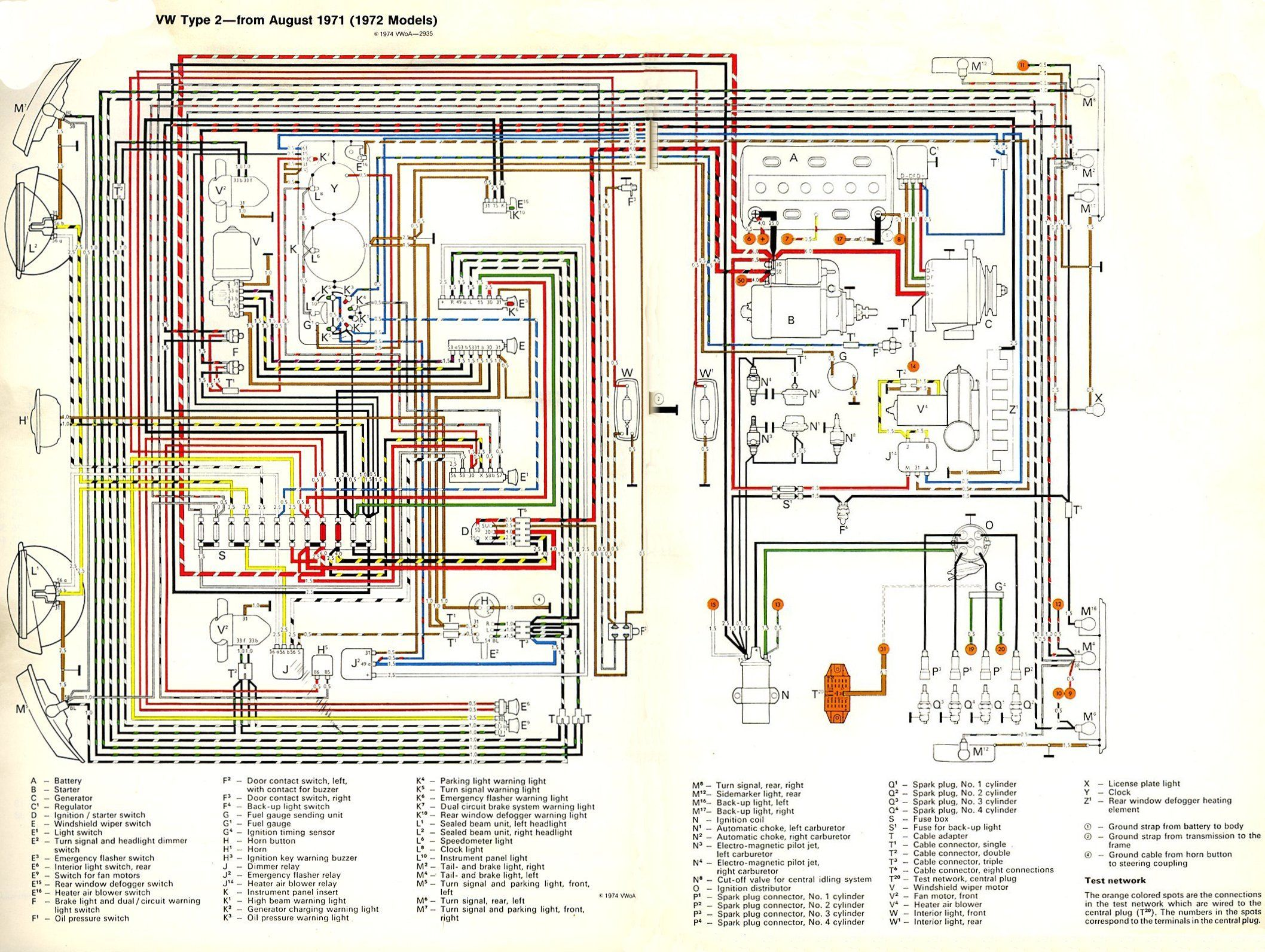 wiring diagram kombi camper explore kombi camper vw bus and more wiring diagram