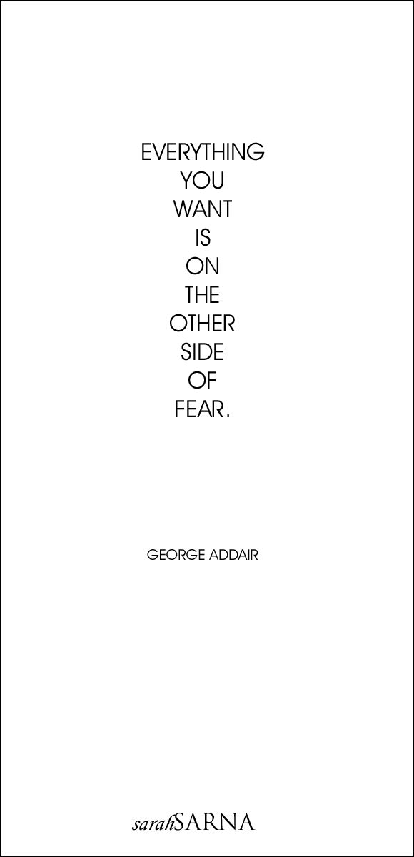 Life Quotes On The Other Side Of Fear Inspiring Quotes Life