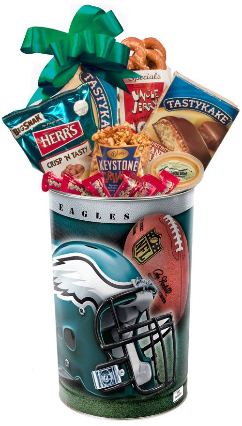 Are you ready for some football eagles season will be here stock up on the philly sport lovers eagles gift basket another item on our special list negle Gallery